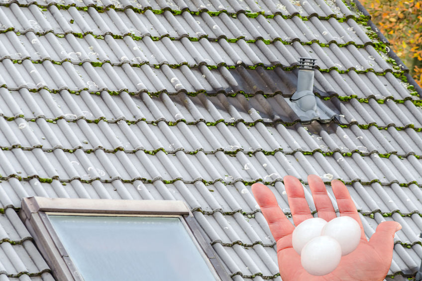 How to Check for Hail Damage on Your Home