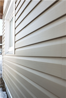 How We Repair Vinyl Siding