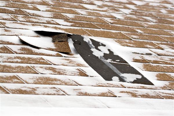 Identifying Roof Damage